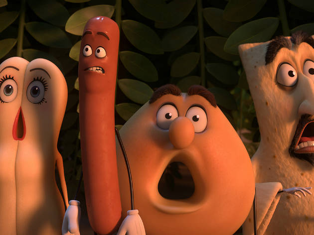 Films to watch before the end of 2016: Sausage Party