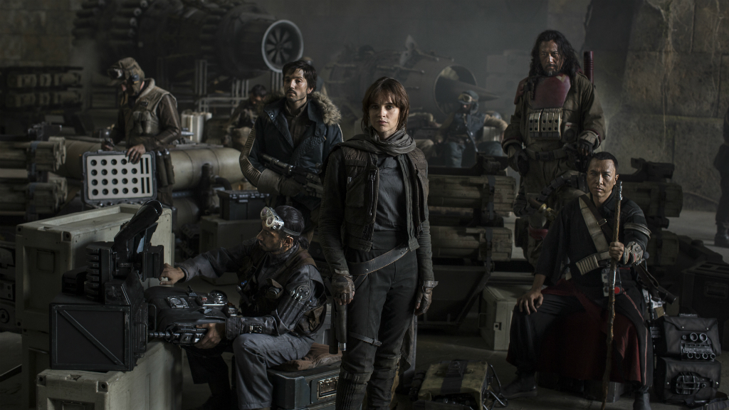 Films to watch before the end of 2016: Star Wars Rogue One