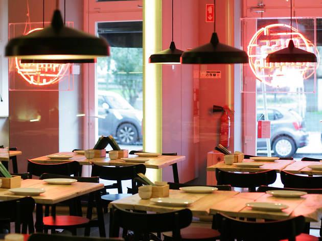 Restaurante Miss Japa