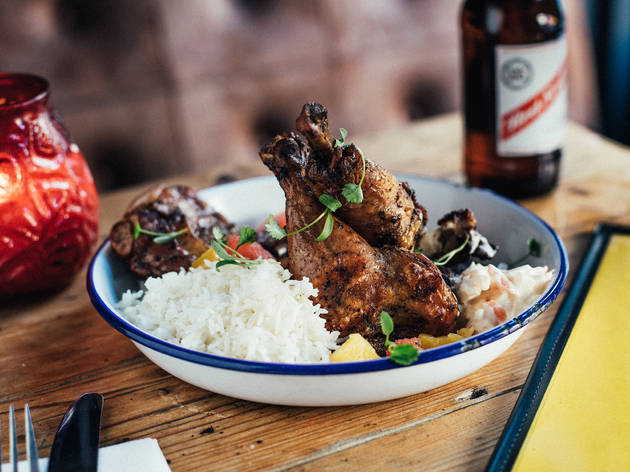 London's ultimate jerk chicken