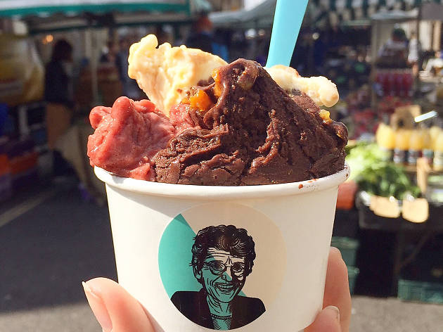 Nonna's Gelato at Broadway Market