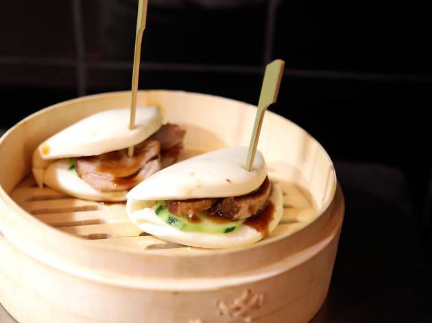 Gwa Bao Chashu Porco do KOPPU – Ramen Concept Food
