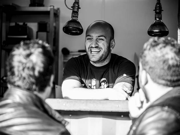London's hottest chefs, Leandro Carreira, LC at Climpson's Arch