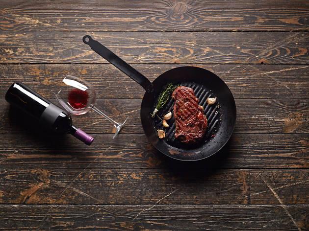 Steak; STK Miami