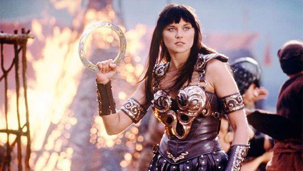 Xena, la princesa guerrera