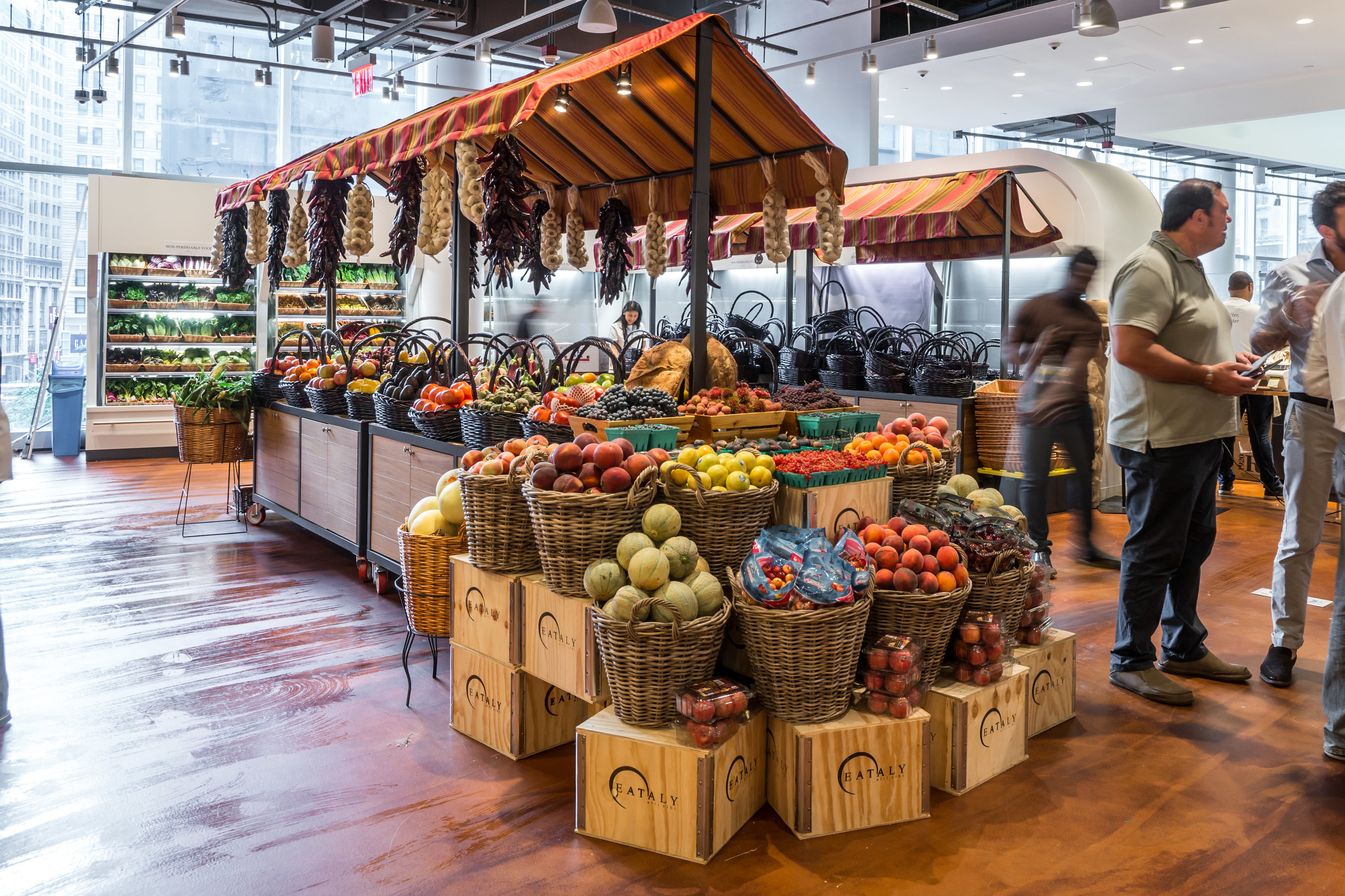 Best Restaurants At Eataly