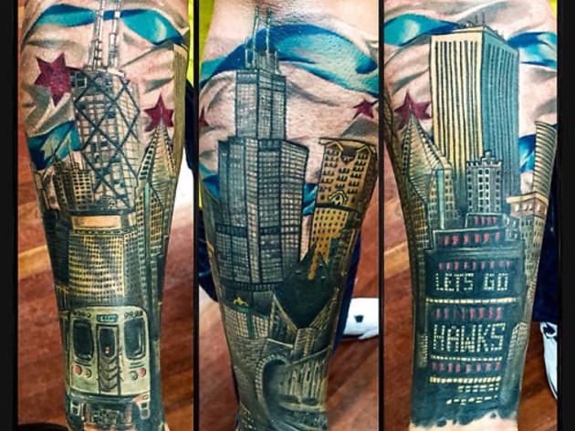 The Most Impressive And Regrettable Chicago Tattoos
