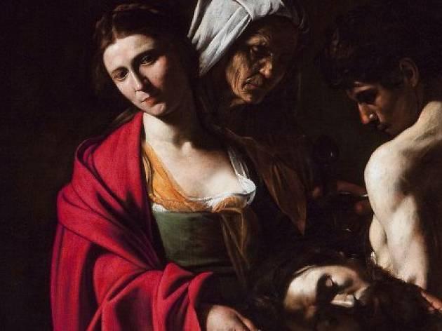 De Caravaggio a Bernini. Obras maestras del Seicento en las Colecciones Reales