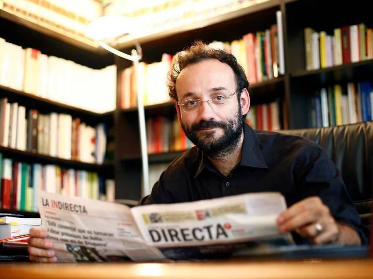 Benet Salellas, advocat i diputat al Parlament