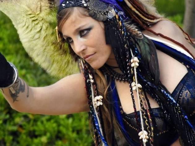 Giorgia de Cesare, ballarina