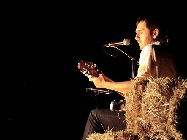 Carles Sanjosé (Sanjosex), cantant