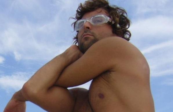 Miquel Sunyer, nedador