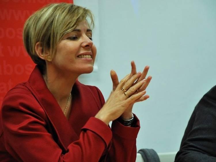 Pia Bosch, expolítica, psicòloga i coach