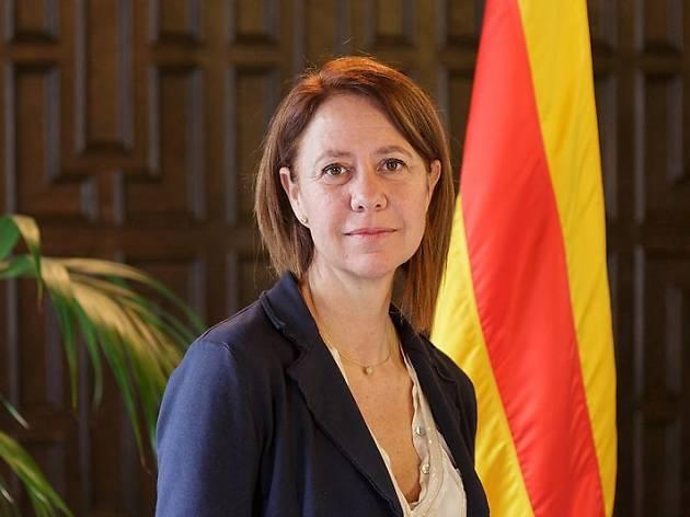 Marta Madrenas, alcaldessa de Girona