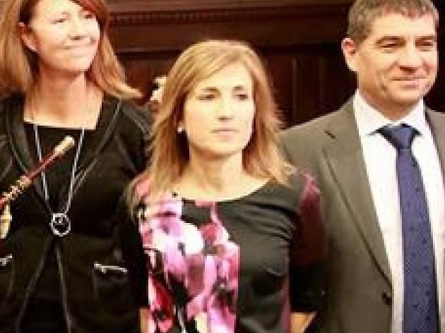 Maria Àngels Planas, regidora de Girona