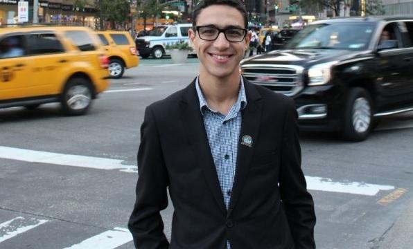 Mohamed El Amrani, activista