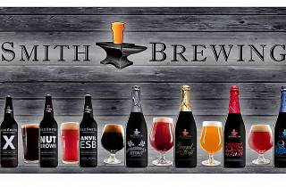 AleSmith tap takeover and rare bottle release