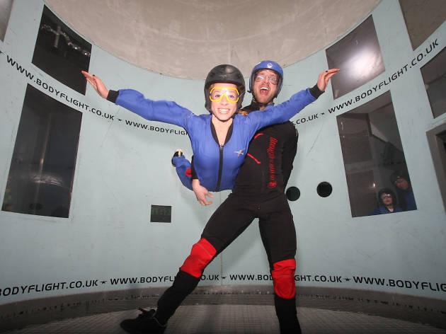 skydiving, twinwoods