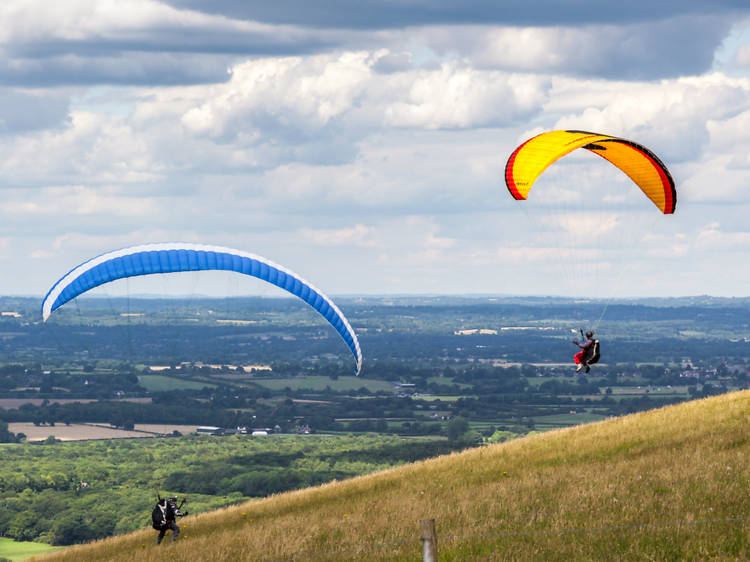 Sussex's Devil's Dyke