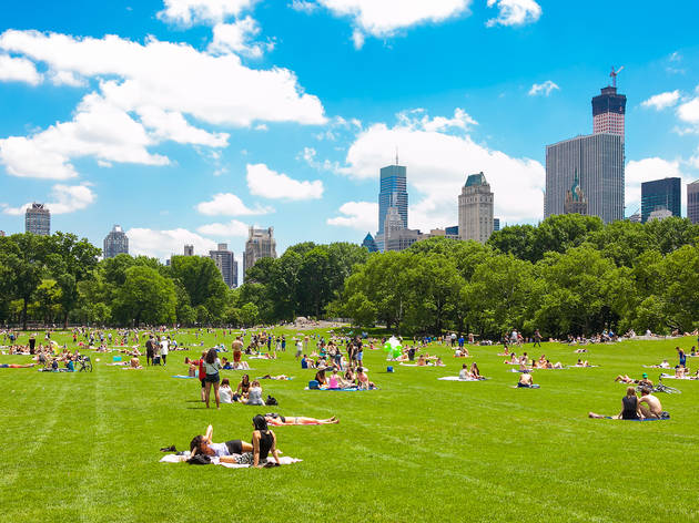 Best free things to do in NYC today from art shows to concerts