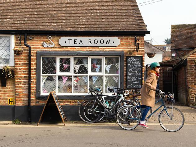 eynsford tea room
