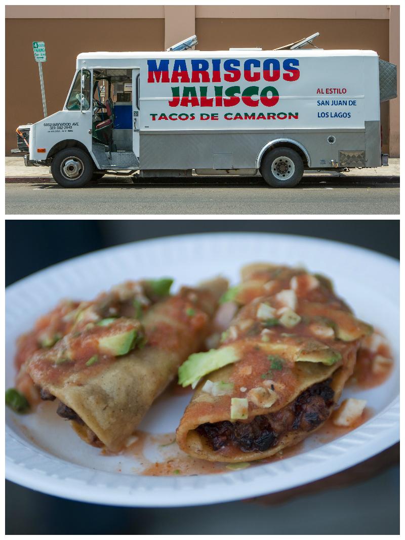 Best Food Trucks in Los Angeles