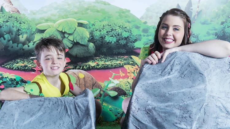 Morko y Mali en Disney Junior