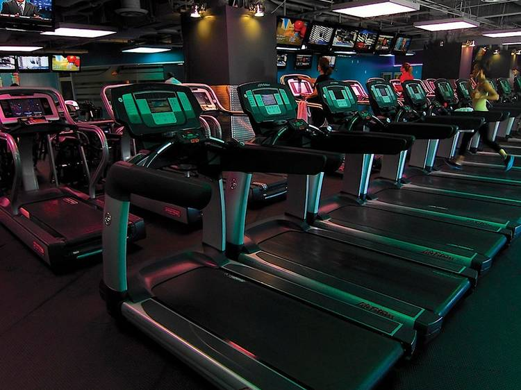 Crunch Fitness West Hollywood (TEMPORARILY CLOSED)