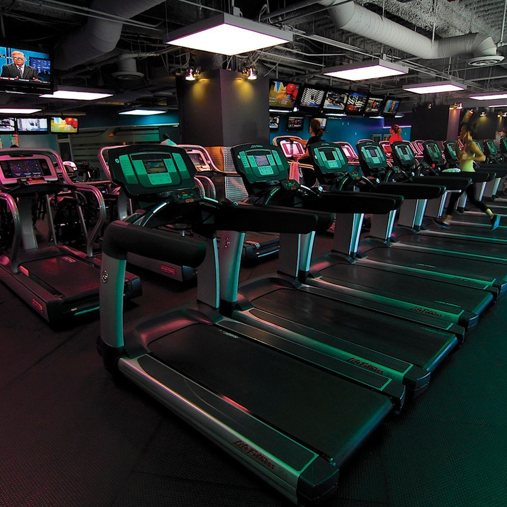 Crunch Fitness West Hollywood