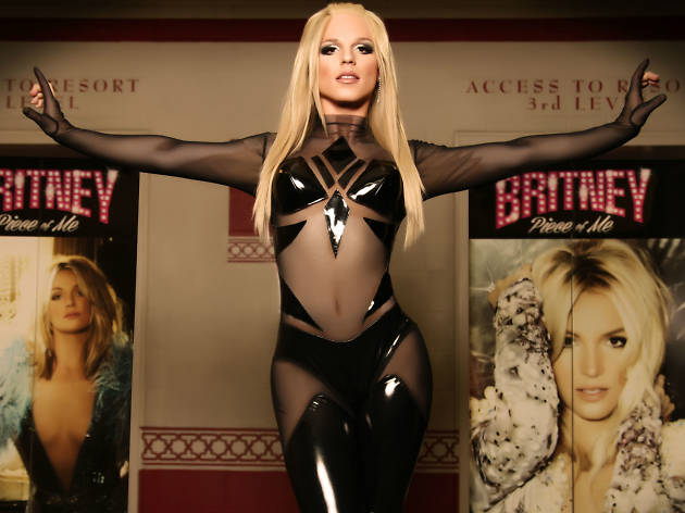 Derrick Barry #BritneyNight
