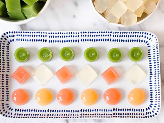 Healthy fruit snacks