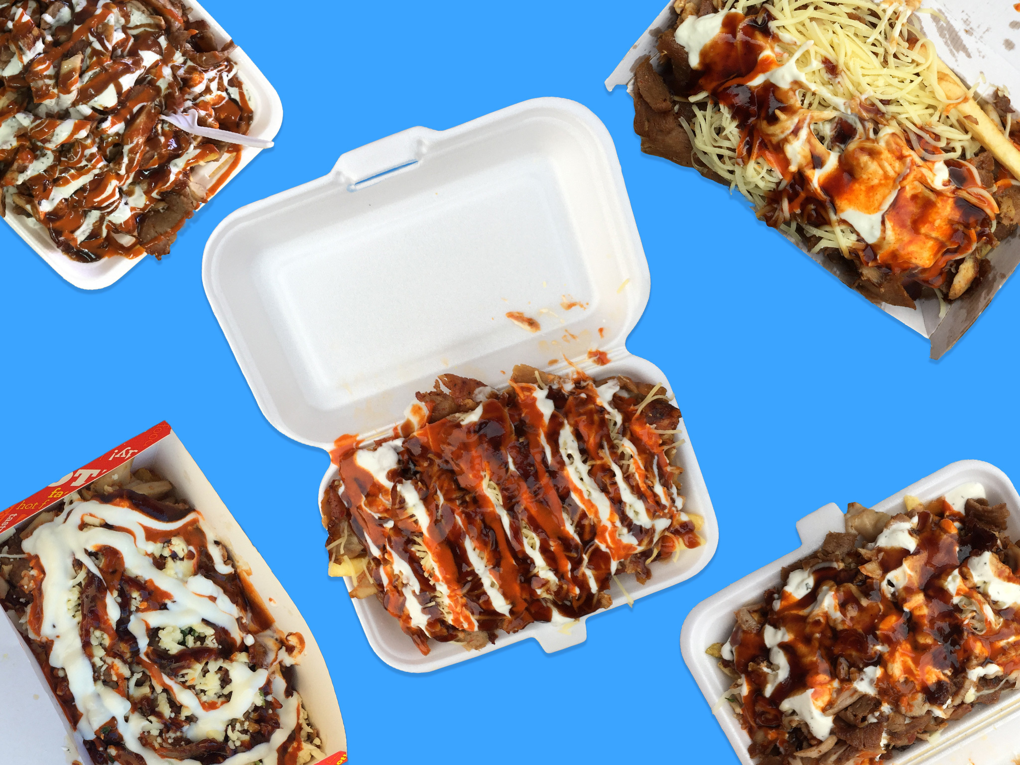 The five best Halal Snack Packs in Melbourne