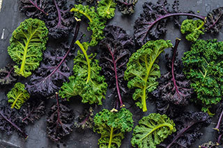Superfoods – kale