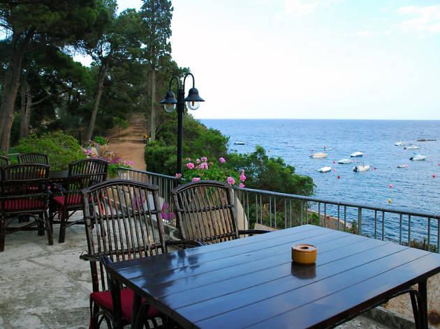 Bars de la Costa Brava amb vistes espectaculars