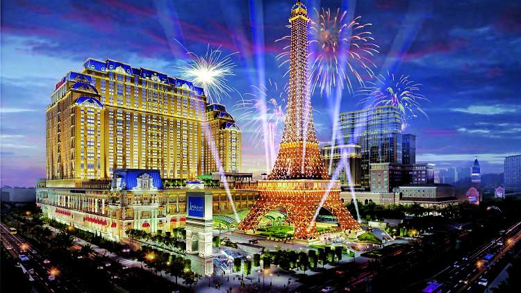 The Parisian Macao - hero shot