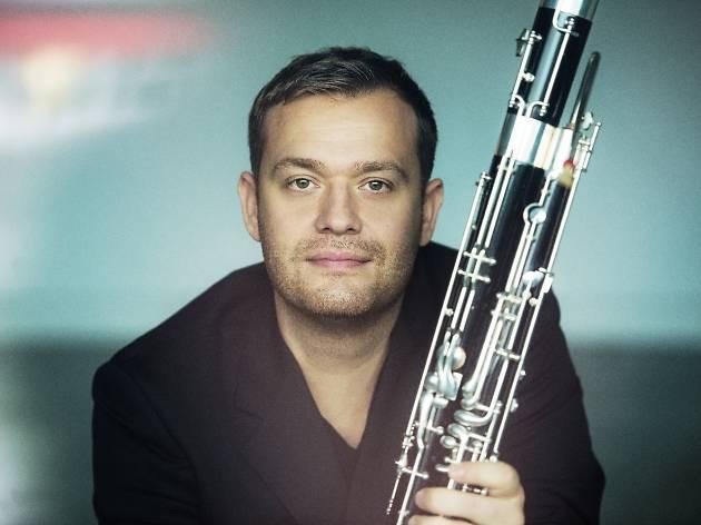 Matthias Racz and bassoon
