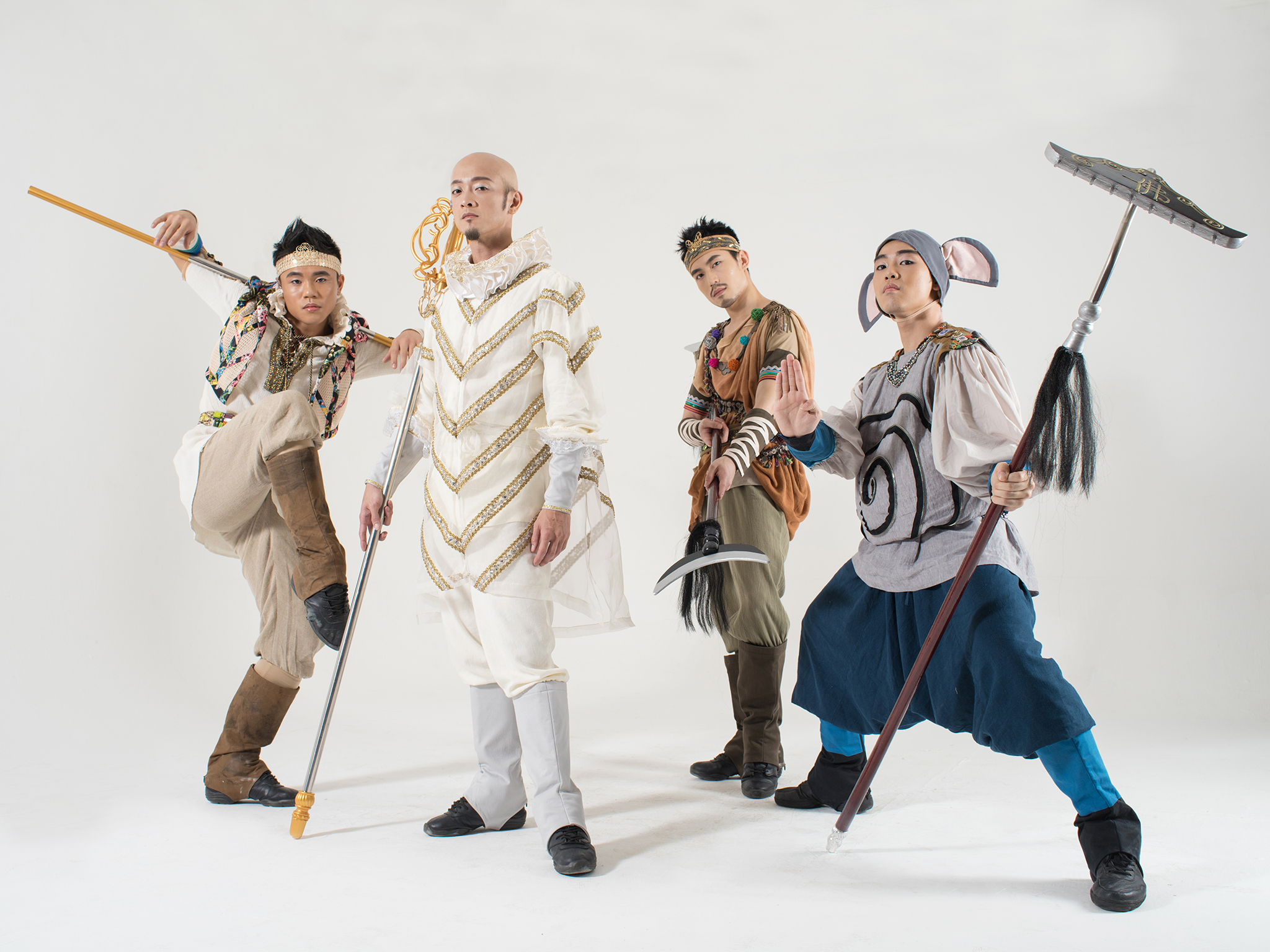 CCDC: Journey To The West