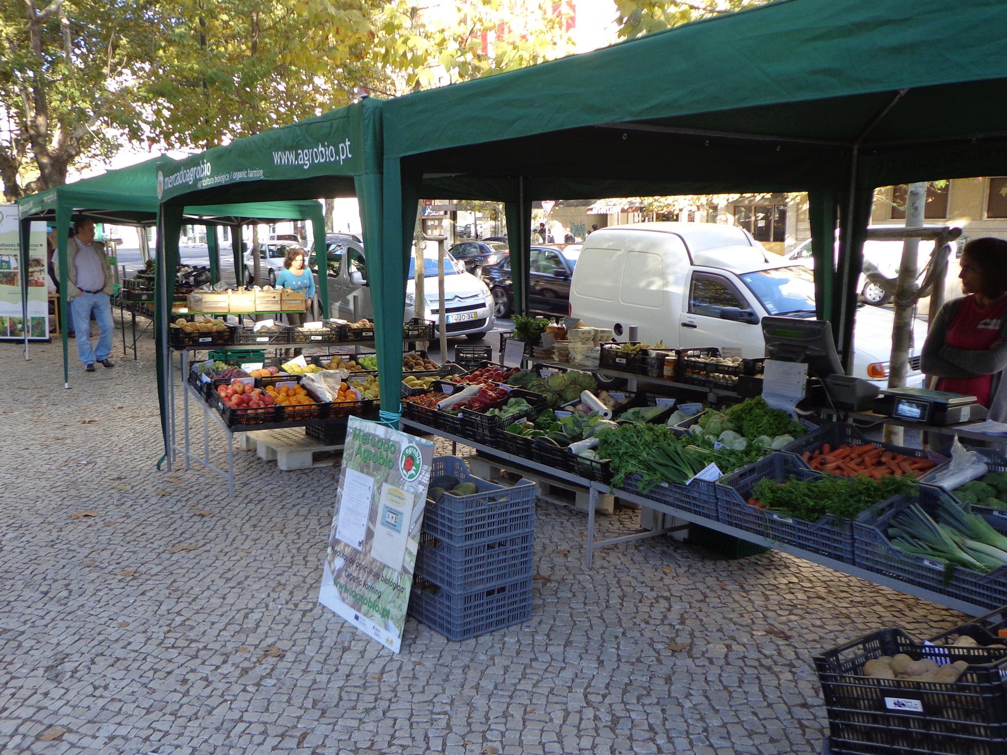 Mercado Agrobio Campo Pequeno