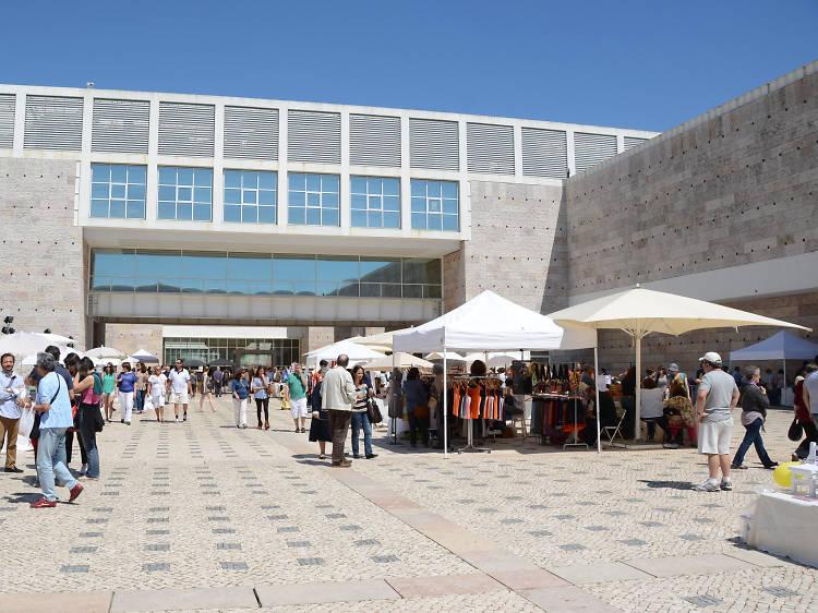 Visite o Centro Cultural de Belém e o Museu Berardo