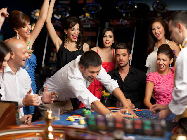 Stag do ideas: Casino, roulette, stag do