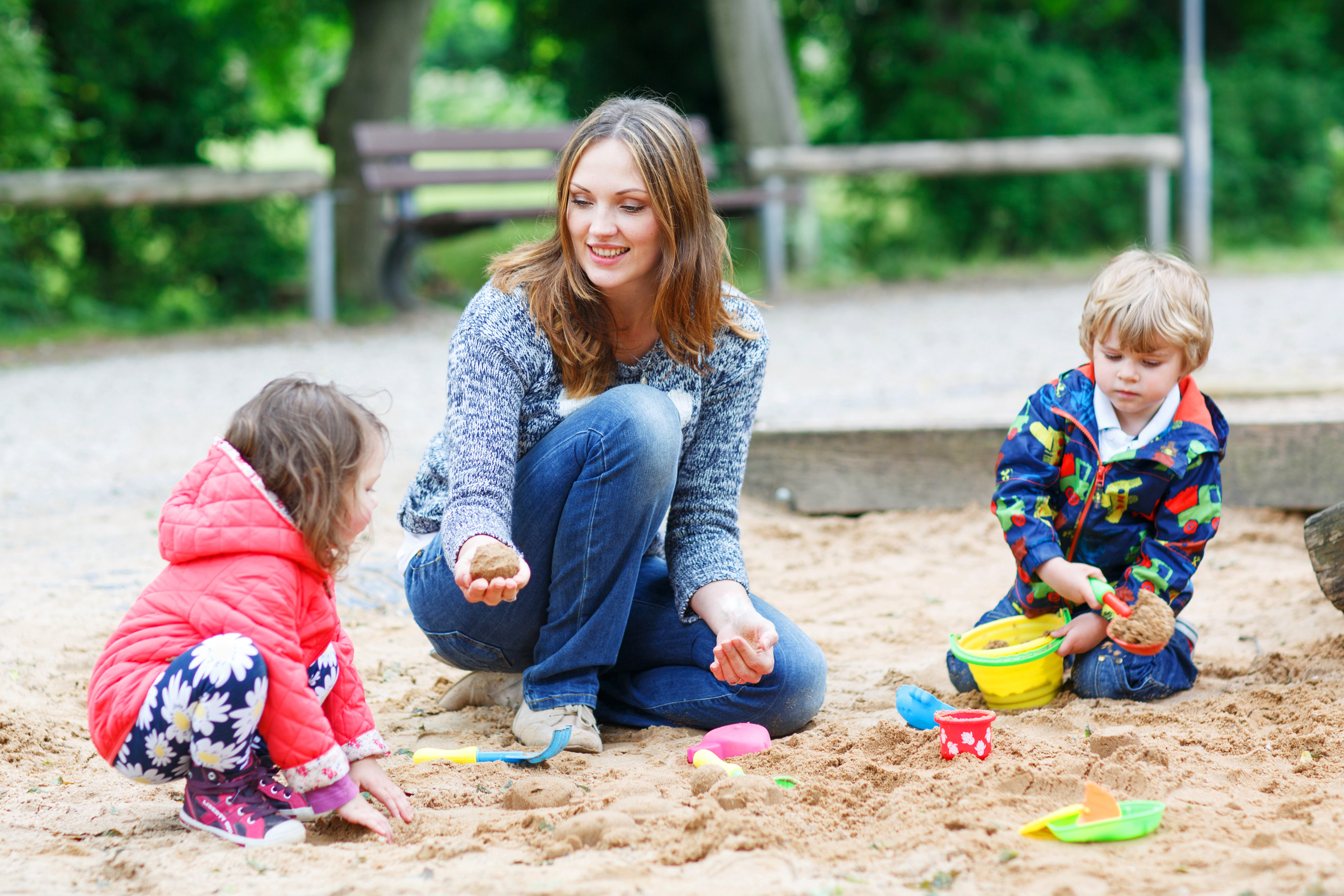 Eight parents you'll definitely meet at the playground
