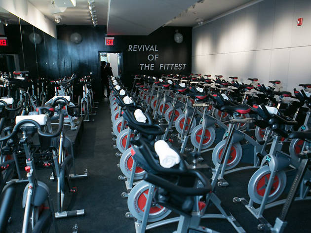 Check out the best spinning classes in NYC
