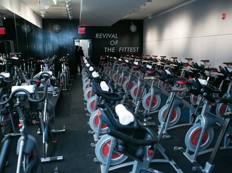 Body Ride at Revolve Fitness