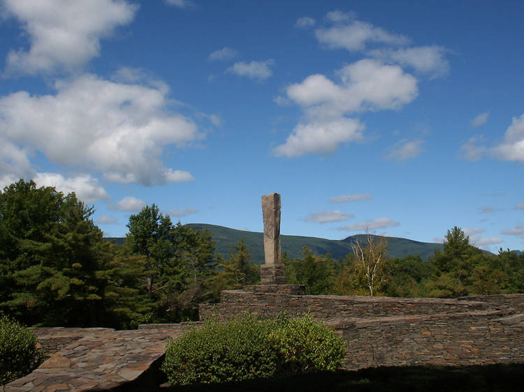 Opus 40 Sculpture Park and Museum