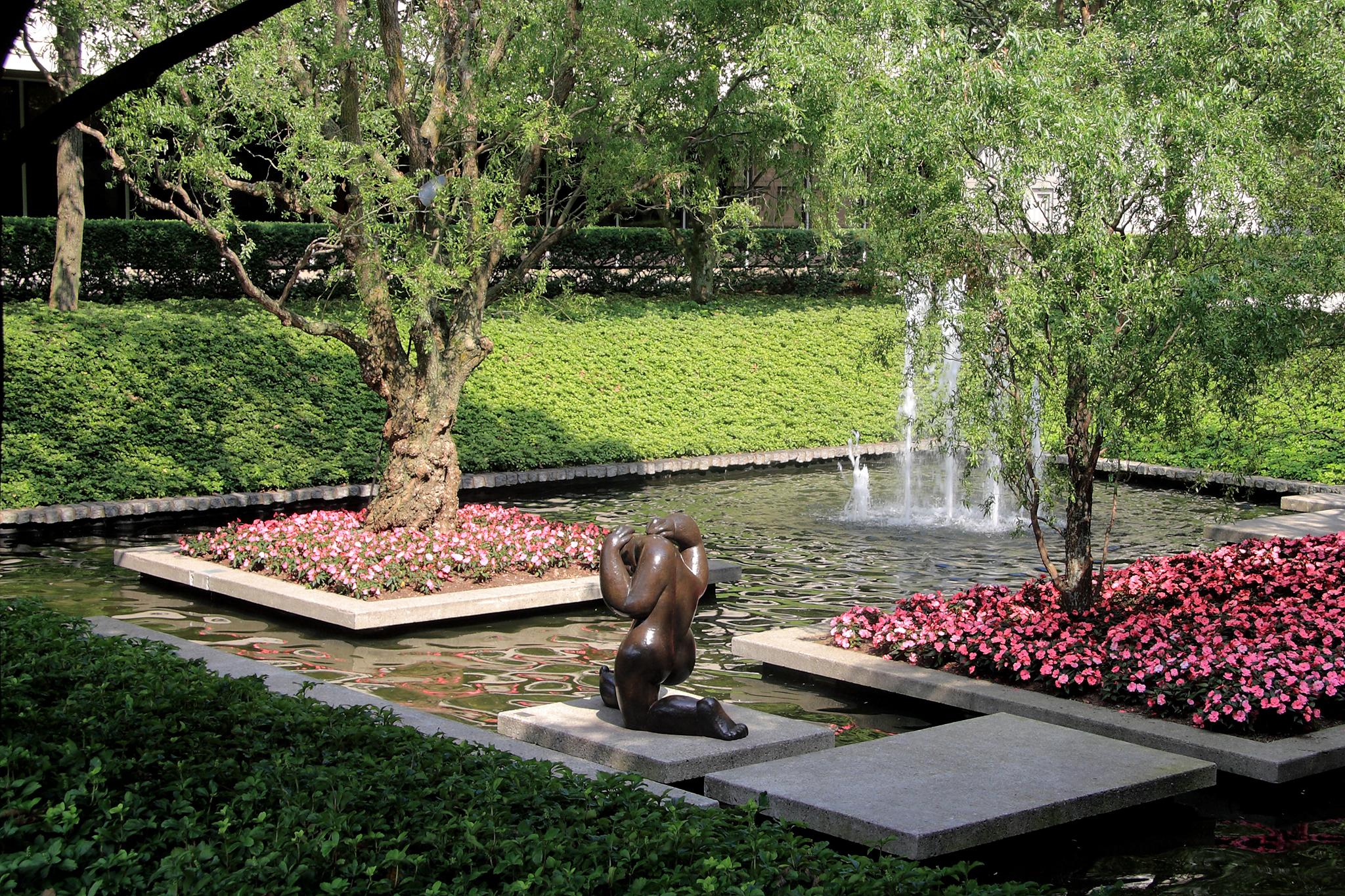 Donald M. Kendall Sculpture Gardens