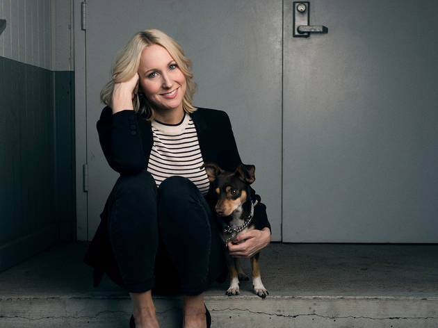 Nikki Glaser talks about sex and late-night-TV boys' club