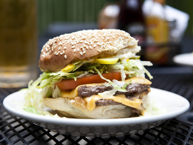 Battle of the Burger's 20 best burgers