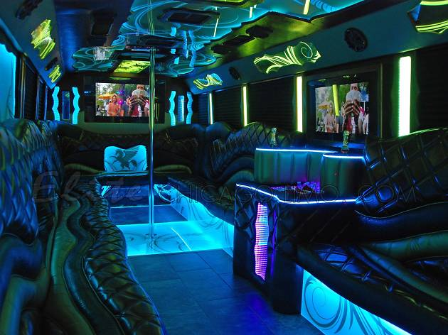 Elite Chicago Limo and Party Bus