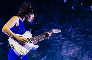 Sleater-Kinney at Pitchfork 2015