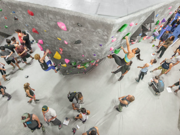 Rock Climbing Gyms In And Around L A